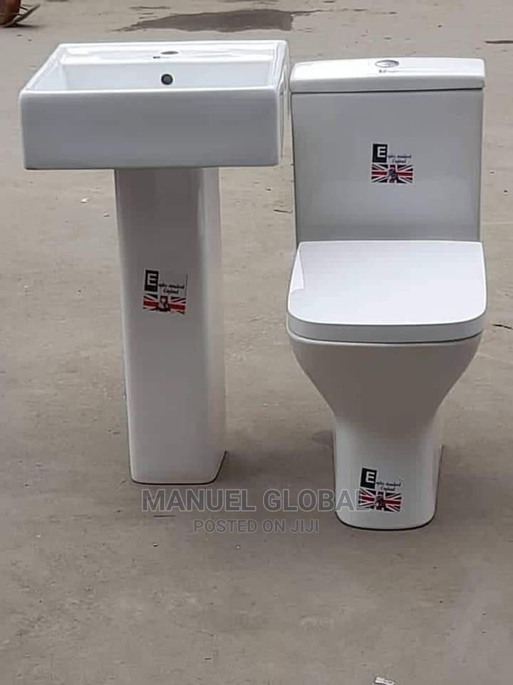 Archive: England Water Closet