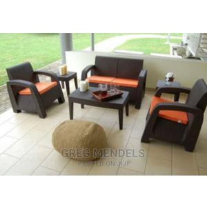 Ranoush 4-Seater Lounge Set   Furniture for sale in Lagos State, Ikeja