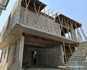 House for Sale, Luxury 3 Bedroom Semi Detached With BQ.Lekki   Houses & Apartments For Sale for sale in Lagos State, Lekki