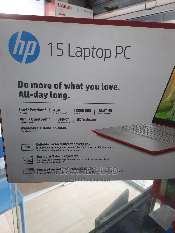 New Laptop HP 4GB Intel Pentium SSD 128GB