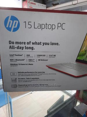 New Laptop HP 4GB Intel Pentium SSD 128GB | Laptops & Computers for sale in Rivers State, Obio-Akpor