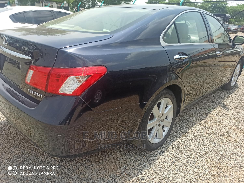 Lexus ES 2008 350 Black | Cars for sale in Jabi, Abuja (FCT) State, Nigeria