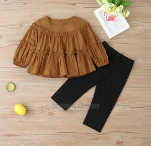 Black Trouser and Top | Children's Clothing for sale in Lagos State, Ibeju