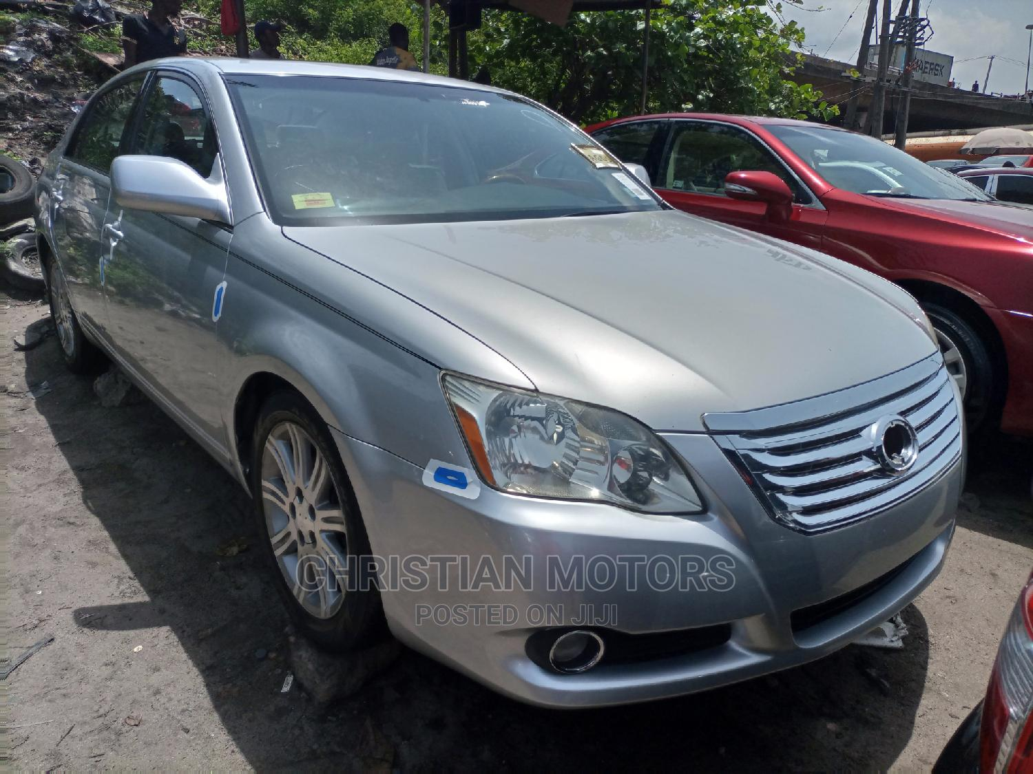 Archive: Toyota Avalon 2007 Limited Silver