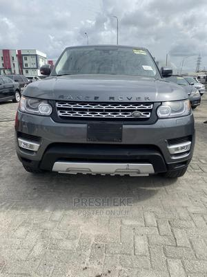 Land Rover Range Rover Sport 2014 HSE 4x4 (3.0L 6cyl 8A) Gray | Cars for sale in Lagos State, Lekki