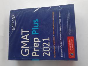 Kaplan GMAT Prep Plus 2021 | Books & Games for sale in Lagos State, Yaba
