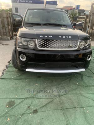 Land Rover Range Rover Sport 2007 Black | Cars for sale in Lagos State, Lekki