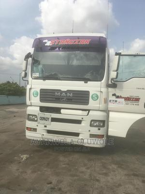 Man Diesel Trailer Head 2007 Model | Trucks & Trailers for sale in Lagos State, Ikeja