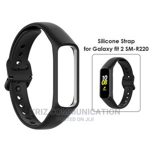 Replacement Silicone Strap for Samsung Galaxy Fit 2   Accessories for Mobile Phones & Tablets for sale in Lagos State, Ikeja