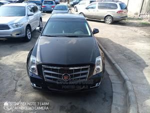 Cadillac CTS 2008 3.6L V6 Automatic Black | Cars for sale in Lagos State, Amuwo-Odofin