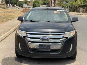 Ford Edge 2011 SE 4dr FWD (3.5L 6cyl 6A) Black | Cars for sale in Abuja (FCT) State, Garki 1