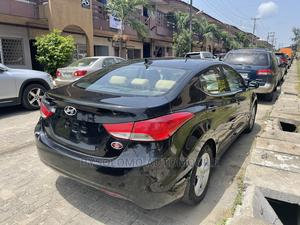 Hyundai Elantra 2013 Black   Cars for sale in Lagos State, Ikoyi