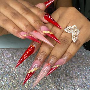 Perfect Manicure Nails Art   Health & Beauty Services for sale in Lagos State, Lekki