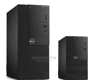 New Desktop Computer Dell OptiPlex 3070 4GB Intel Core I3 HDD 1T   Laptops & Computers for sale in Lagos State, Ikeja