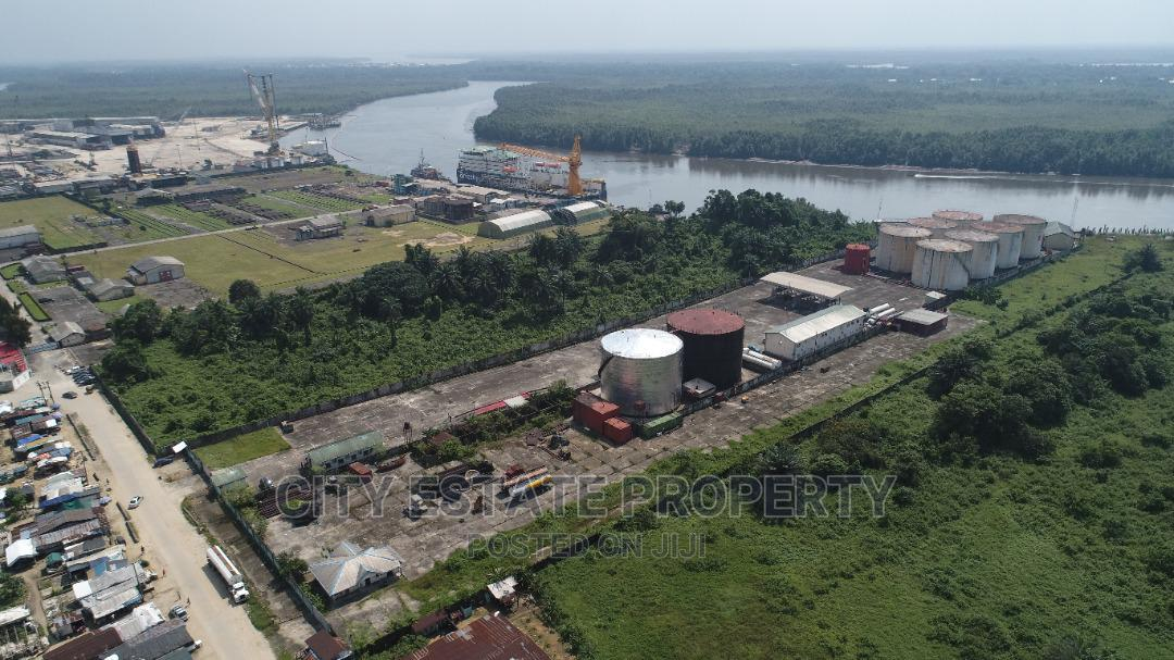 Tank Farm for Lease in Portharcourt