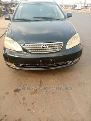 Toyota Corolla 2005 Black | Cars for sale in Lagos State, Ikorodu