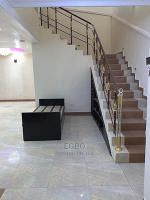 Lovely 4 Bedroom Semi Detached Duplex With Room Bq | Houses & Apartments For Sale for sale in Lekki, Chevron