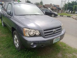 Toyota Highlander 2004 V6 FWD Gray | Cars for sale in Anambra State, Awka
