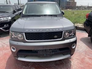 Land Rover Range Rover Sport 2011 HSE 4x4 (5.0L 8cyl 6A) Gray | Cars for sale in Lagos State, Lekki