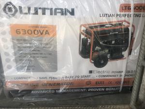 Lutian 6.3kva Key Start Generator -LT6500EN | Electrical Equipment for sale in Lagos State, Ojo