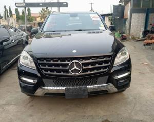 Mercedes-Benz M Class 2013 ML 350 4Matic Black   Cars for sale in Lagos State, Ojodu