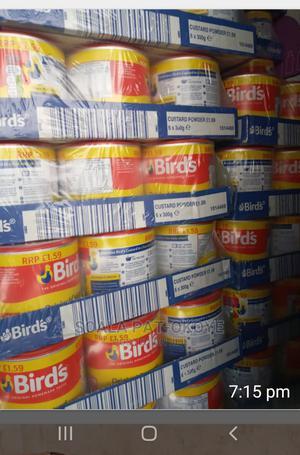 Bird's Custard Powder 6 X 300g   Meals & Drinks for sale in Lagos State, Apapa