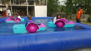 Swimming Pool With Paddle Boats   Toys for sale in Abuja (FCT) State, Lokogoma