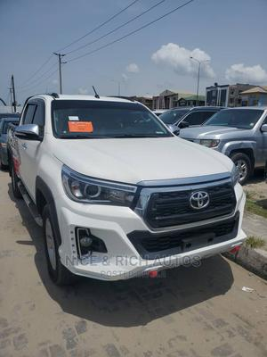 Toyota Hilux 2017 White | Cars for sale in Lagos State, Lekki
