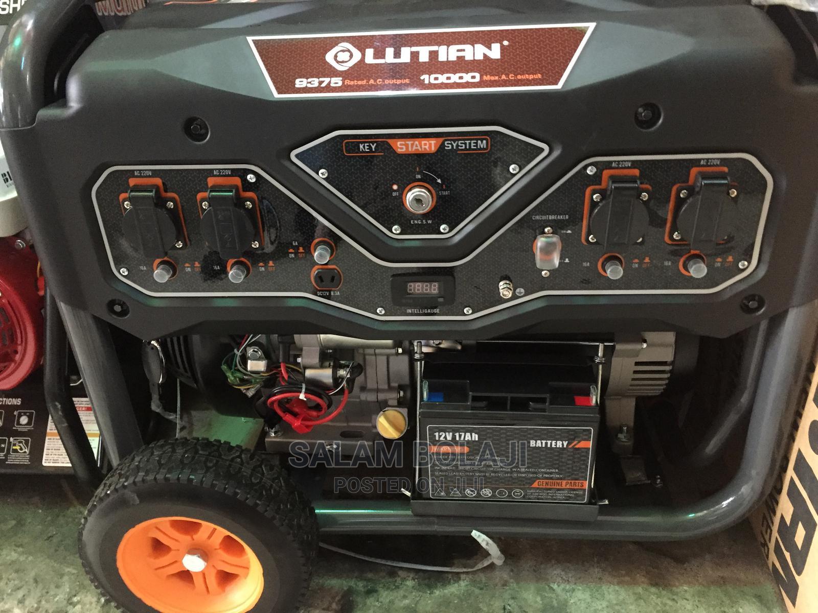 Lutian Generator SPS 12000SE 10kva