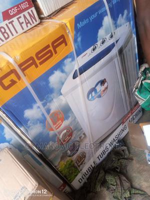 Qasa Washing Machine 8.2kg | Home Appliances for sale in Oyo State, Ibadan