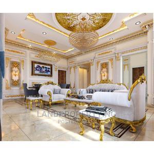 3bedroom Detached Castle Bungalow With BQ DE CASTLE E* | Houses & Apartments For Sale for sale in Lagos State, Ajah