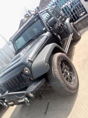 Jeep Wrangler 2013 Unlimited Rubicon Black   Cars for sale in Lagos State, Amuwo-Odofin