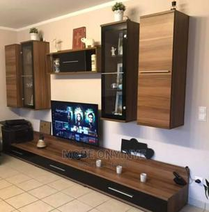 German Used Cabinet/ TV Stand Incl. Wall Cabinet | Furniture for sale in Lagos State, Ikeja