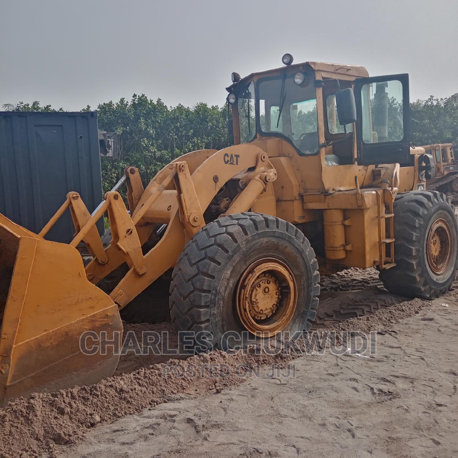 Used 966c Payloader Nigerian 1979 | Heavy Equipment for sale in Ibeju, Lagos State, Nigeria