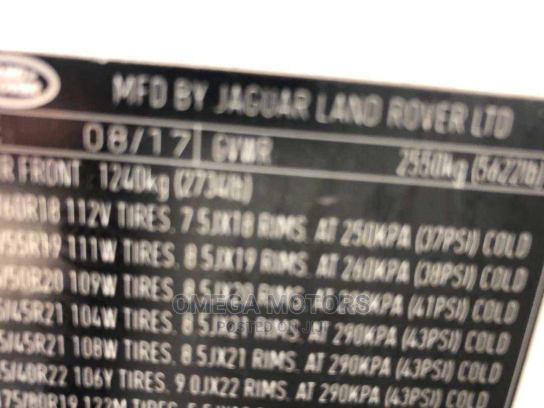 Archive: Land Rover Range Rover Velar 2018 P380 HSE R-Dynamic 4x4 White