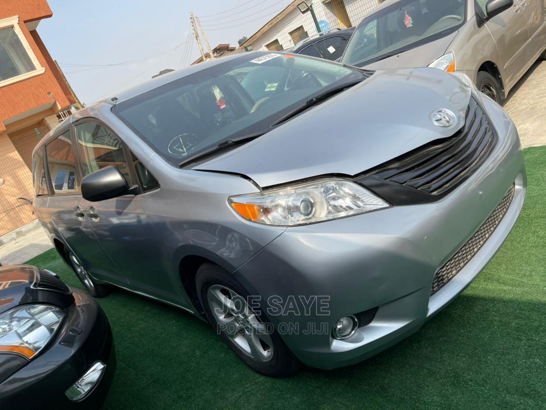 Toyota Sienna 2014 Green | Cars for sale in Ojodu, Lagos State, Nigeria
