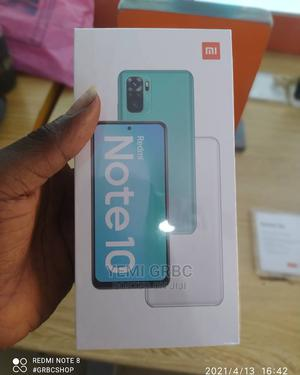 New Xiaomi Redmi Note 10 128 GB Green | Mobile Phones for sale in Oyo State, Ibadan