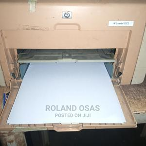Black N White Laser Jet Printer for Sale | Printers & Scanners for sale in Edo State, Benin City