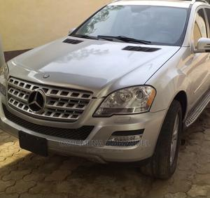 Mercedes-Benz M Class 2010 ML 350 4Matic Silver   Cars for sale in Anambra State, Awka