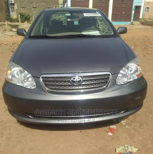 Toyota Corolla 2007 LE Gray | Cars for sale in Abuja (FCT) State, Gwarinpa
