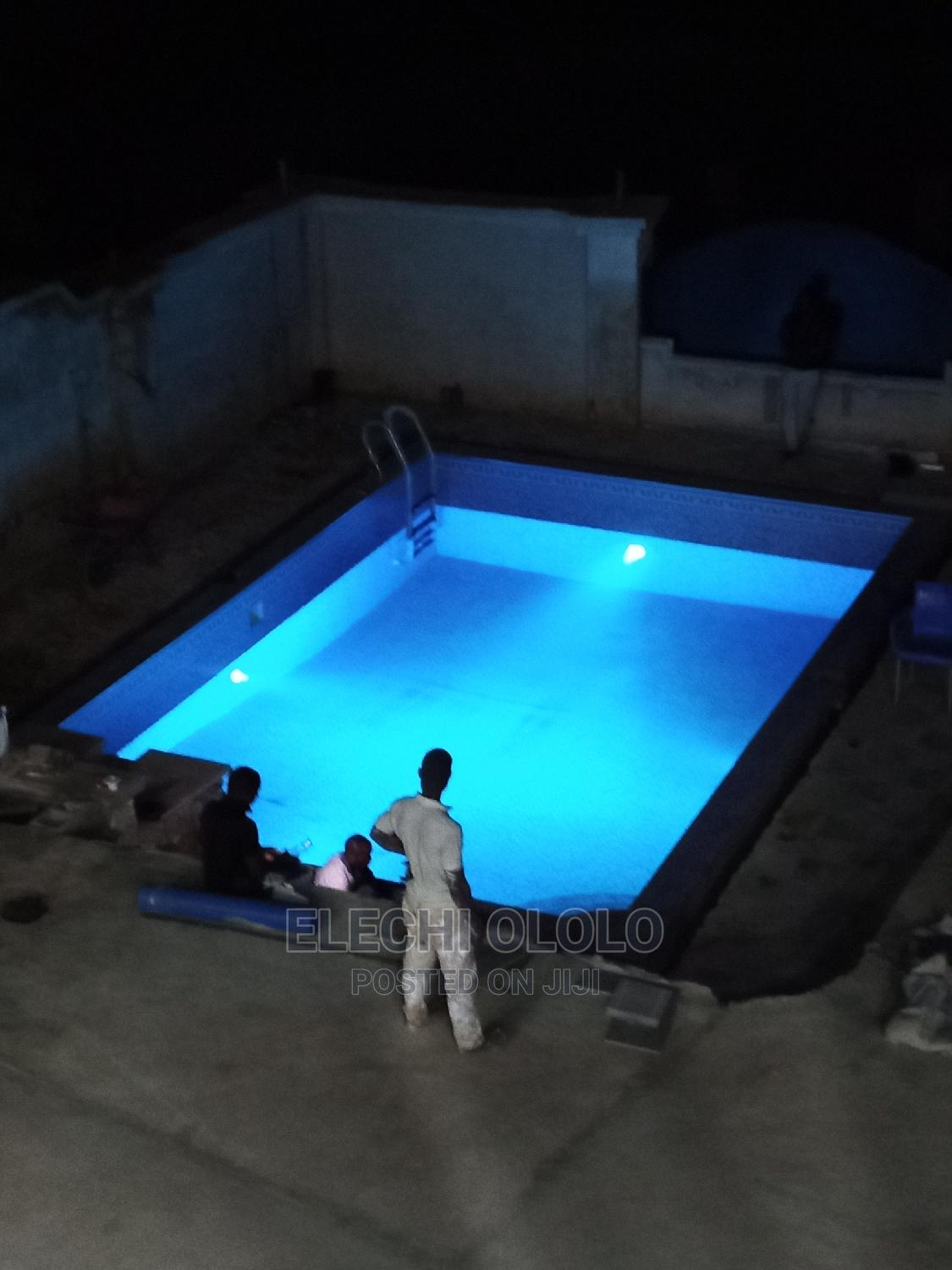 Archive: Swimming Pool Construction