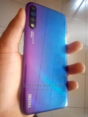Tecno Camon 12 Pro 64 GB Blue   Mobile Phones for sale in Lagos State, Surulere