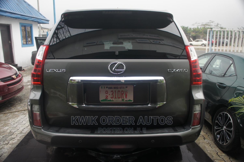 Archive: Lexus GX 2010 460 Gray