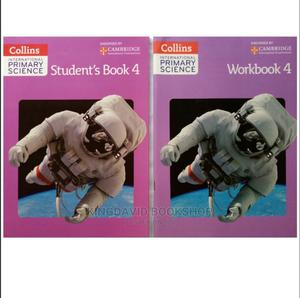 Collins International Primary Science Book 4 | Books & Games for sale in Lagos State, Surulere