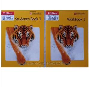 Collins International Primary Science Book 1 | Books & Games for sale in Lagos State, Surulere