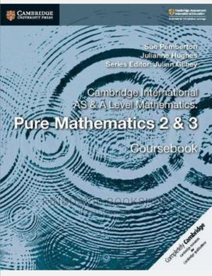 Cambridge International AS a Level Mathematics   Books & Games for sale in Lagos State, Surulere