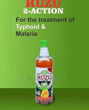 Ruzu Herbal 2-Action for Typhoid Malaria   Vitamins & Supplements for sale in Abuja (FCT) State, Lugbe District