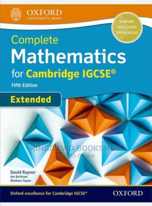 Complete Mathematics for Cambridge IGCSE   Books & Games for sale in Lagos State, Surulere