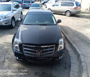 Cadillac CTS 2008 Black | Cars for sale in Lagos State, Amuwo-Odofin