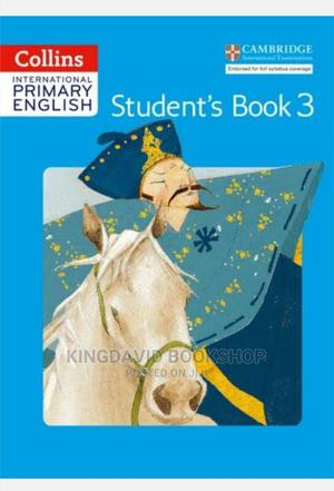 Cambridge International Primary English Text Work Book 3 | Books & Games for sale in Lagos State, Surulere